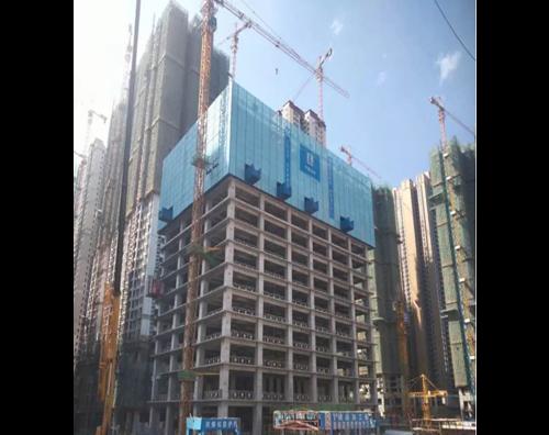 佛山禅城绿地金融中心二期(中建三局二)